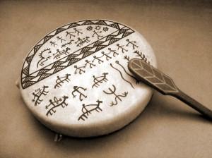 Ino-Co's tambourine